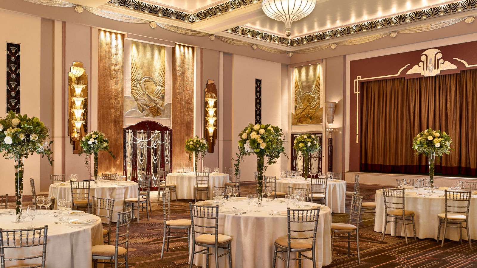 Sheraton Grand Park Lane Weddings At The Park Lane Hotel